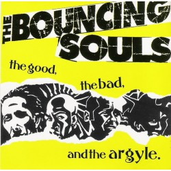 "BOUNCING SOULS ""The Good, The Bad And The Argly"" LP."