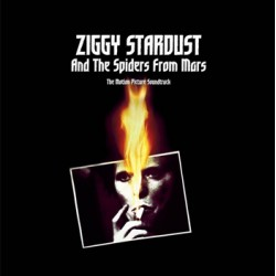 "DAVID BOWIE ""Ziggy Stardust - The Motion Picture"" 2LP"