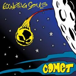 "BOUNCING SOULS ""Comet"" LP Color."
