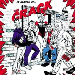 "CRACK ""In Search Of The Crack"" LP."