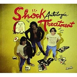 "SHOCK TREATMENT ""Antología"" 3CD Box."
