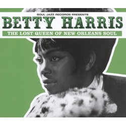 "BETTY HARRIS ""The Lost Queen Of New Orleans Soul"" 2LP."