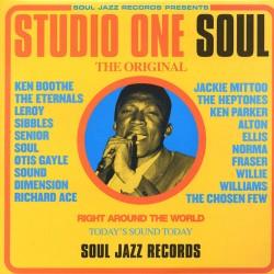 """VV.AA. """"Studio One: Soul"""" 2LP."""