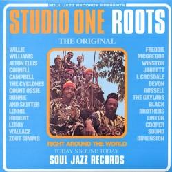 "VV.AA. ""Studio One: Roots"" 2LP."