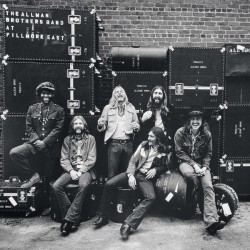 "ALLMAN BROTHERS BAND ""At Fillmore East"" 2LP."