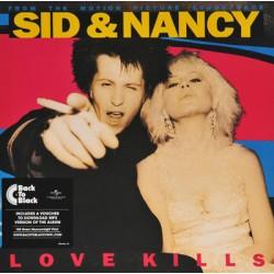 """B.S.O. """"Sid & Nancy: Love Kills"""" LP 180GR."""