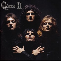 "QUEEN ""Queen II"" CD."