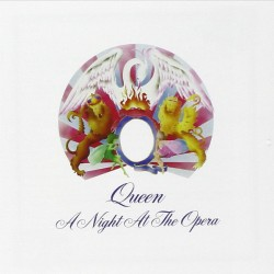 "QUEEN ""A Night At The Opera"" CD."