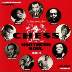 """VV.AA. """"Chess Northern Soul Volume 3"""" Box 7 x SG 7"""""""
