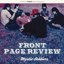 "FRONT PAGE REVIEW ""Mystic Soldiers"" LP"