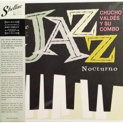"""CHUCHO VALDÉS Y SU COMBO """"Jazz Nocturno"""" LP."""