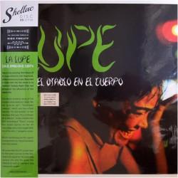"""LA LUPE """"Con El Diablo En El Cuerpo"""" LP."""