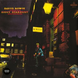 "DAVID BOWIE ""The Rise And Fall Of Ziggy Stardust..."" LP 180GR."