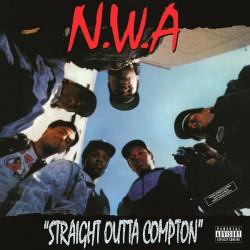 "N.W.A. ""Straight Outta Compton"" LP 180GR."