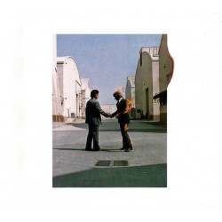 "PINK FLOYD ""Wish You Were Here"" CD."