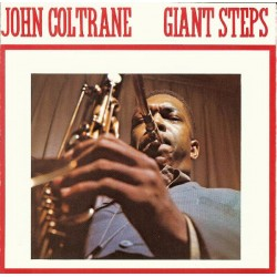 "JOHN COLTRANE ""Giant Steps"" LP."