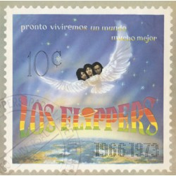 """LOS FLIPPERS """"Pronto Viviremos Un Mundo Mucho Mejor"""" LP"""