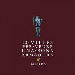 """MANEL """"10 Milles Per Veure Una Bona Armadura"""" LP."""