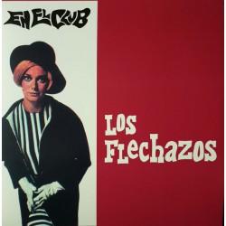 """LOS FLECHAZOS """"En El Club"""" LP + CD."""