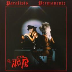 """PARALISIS PERMANENTE """"El Acto"""" LP Color + CD."""