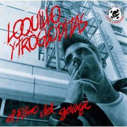 """LOQUILLO Y TROGLODITAS """"El Ritmo Del Garage"""" LP Color + CD + DVD."""