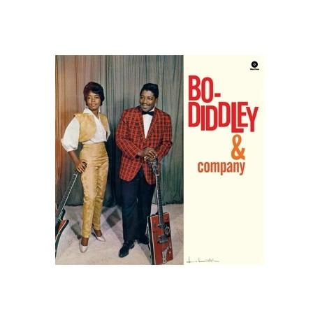 """BO DIDDLEY """"And Company"""" LP"""