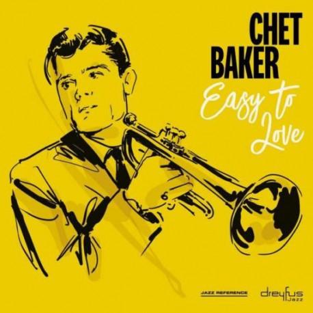 """CHET BAKER """"Easy To Love"""" LP."""
