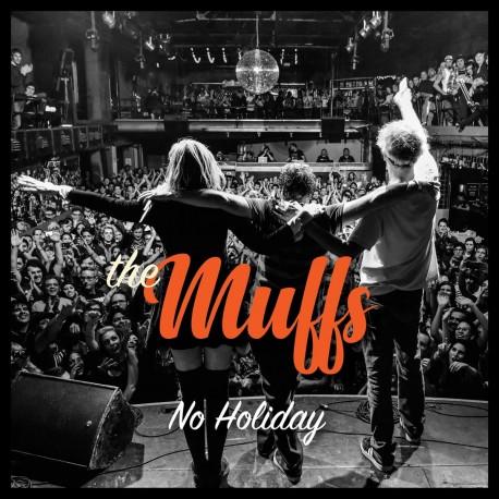 "MUFFS ""No Holiday"" 2LP."