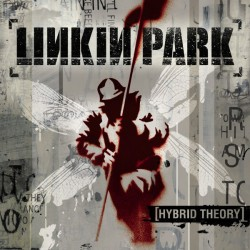 "LINKIN PARK ""Hybrid Theory"" CD."