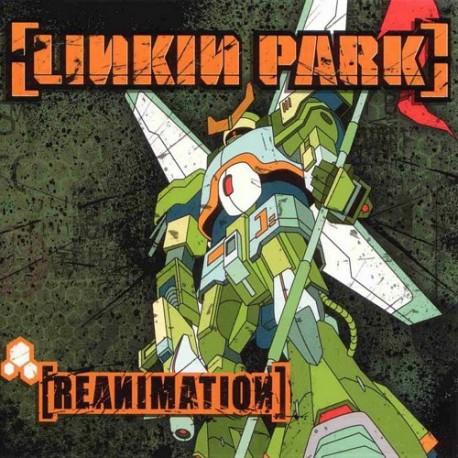 "LINKIN PARK ""Reanimation"" 2LP."
