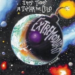 """EXTREMODURO """"Iros Todos A Tomar Por Culo"""" 2LP + CD."""