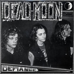 "DEAD MOON ""Defiance"" LP."