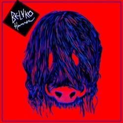 """BELAKO """"Hamen"""" CD."""