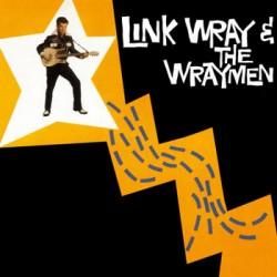 "LINK WRAY & THE WRAYMEN ""Link Wray & The Wraymen"" LP"