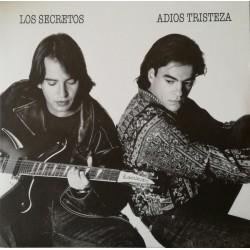 "LOS SECRETOS ""Adiós Tristeza"" LP + CD."