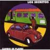 """LOS SECRETOS """"Cambio De Planes"""" LP + CD."""