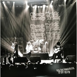 "CHEAP TRICK ""Are You Ready? Live 12/31/1979"" 2LP."