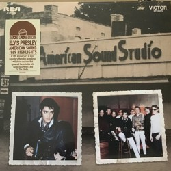 "ELVIS PRESLEY ""American Sound 1969 Highlights"" 2LP."