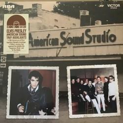 "ELVIS PRESLEY ""American Sound 1969 Highlights"" 2LP."