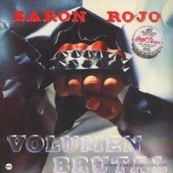 "BARON ROJO ""Volumen Brutal"" LP."