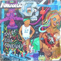 "FUNKADELIC ""Tales Of Kid Funkadelic"" LP"