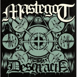 "MASTEGOT ""Desgràcia"" LP Color H-Records."