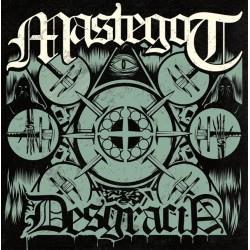 "MASTEGOT ""Desgràcia"" LP Color H-Records."