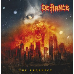 "DEFIANCE ""The Prophecy"" LP 180GR."