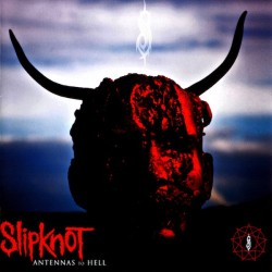"SLIPKNOT ""Antennas To Hell"" CD."
