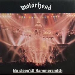"MOTÖRHEAD ""No Spleep 'Til Hammersmith"""
