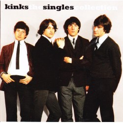 "KINKS ""The Singles Collection"" CD."