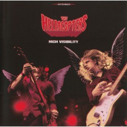 "HELLACOPTERS ""High Visibility"" CD."