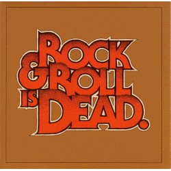 "HELLACOPTERS ""Rock & Roll Is Dead"" CD."