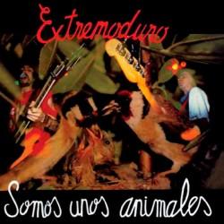 """EXTREMODURO """"Somos Unos Animales"""" LP + CD."""